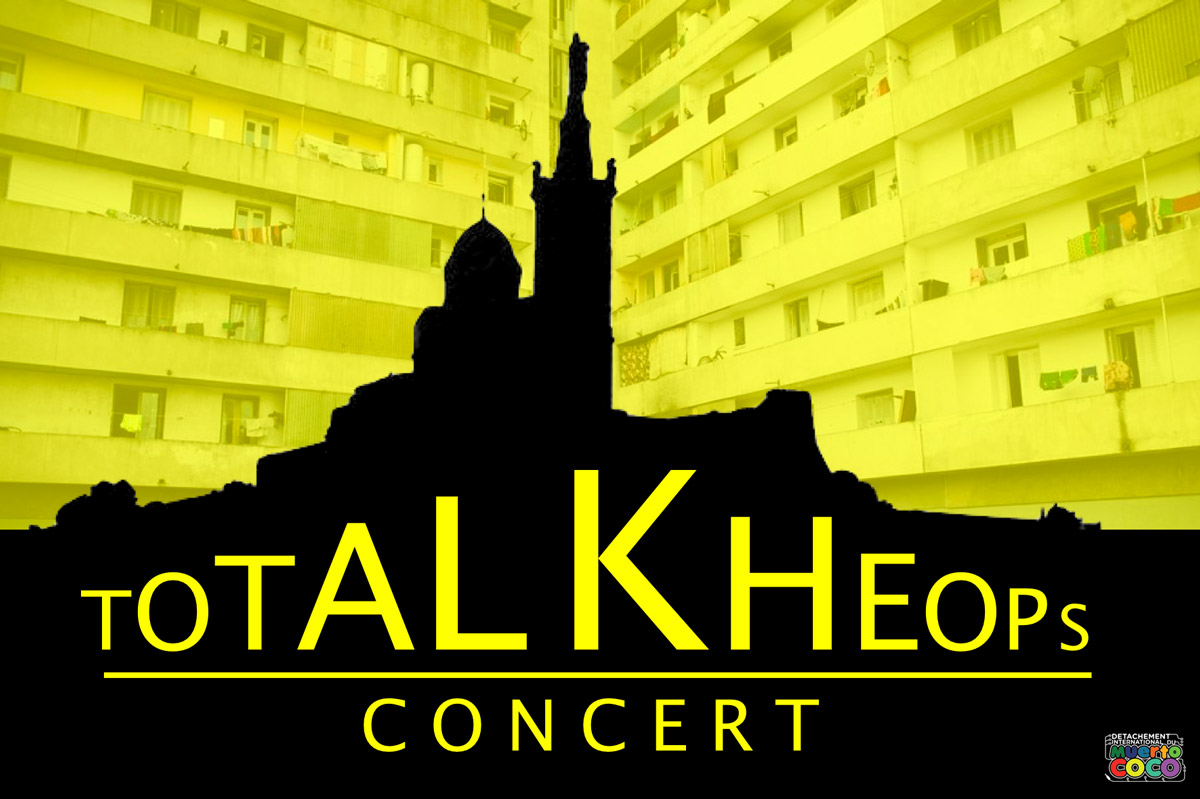 Total Kheops Concert
